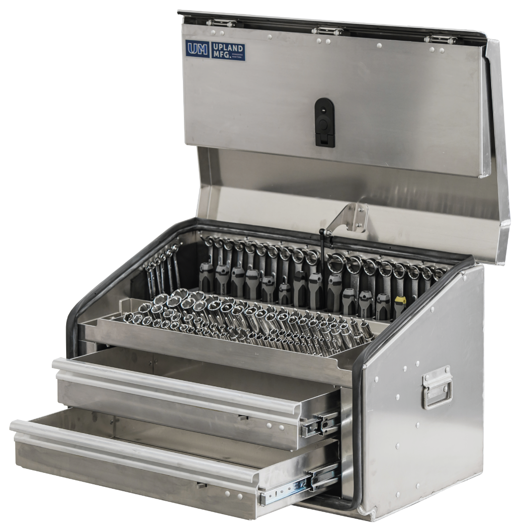 Upland Manufacturing High Quality And High Capacity Tool Chest