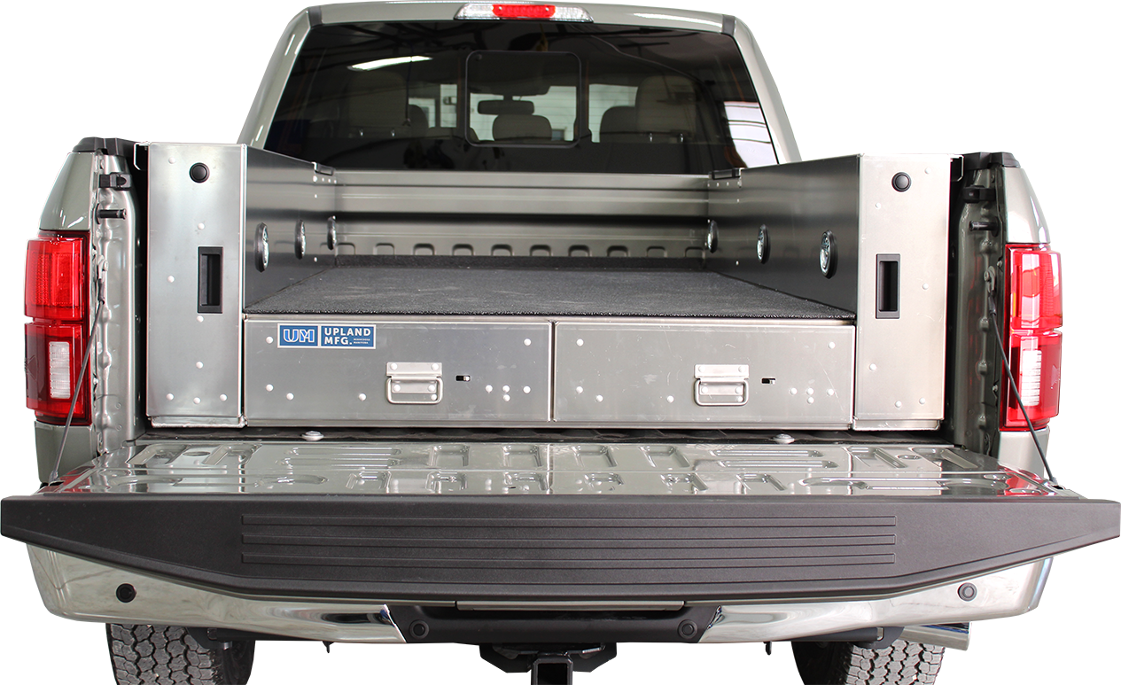 Flat Bed Complete Toolbox Upland Manufacturing